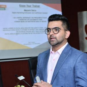 Mayank Batra - Get Digital With Mayank - Digital Marketing Trainer & Consultant 5